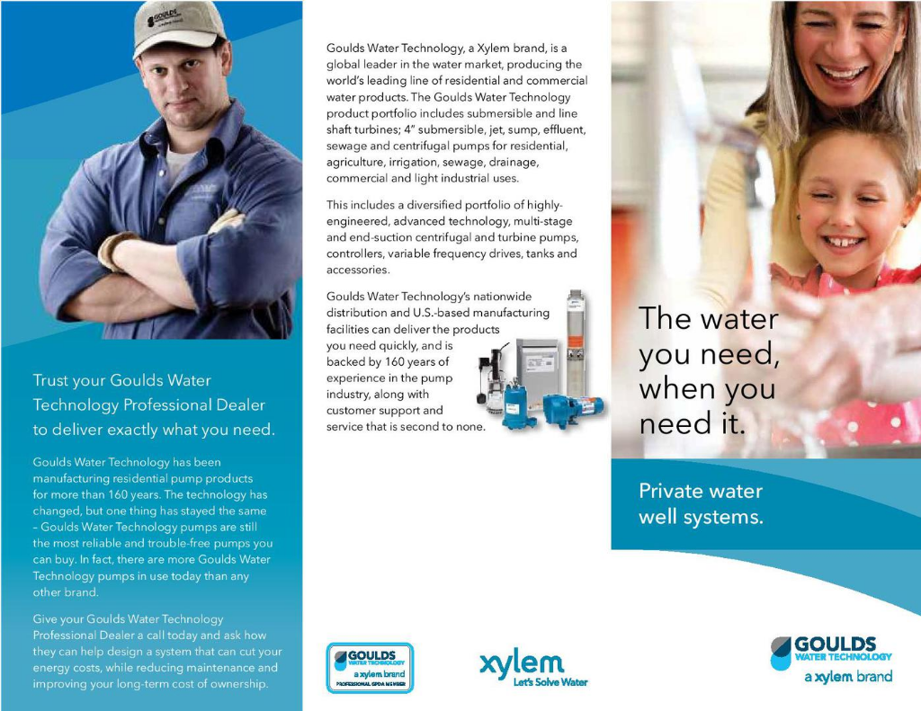 Water Purification Products Well Systems